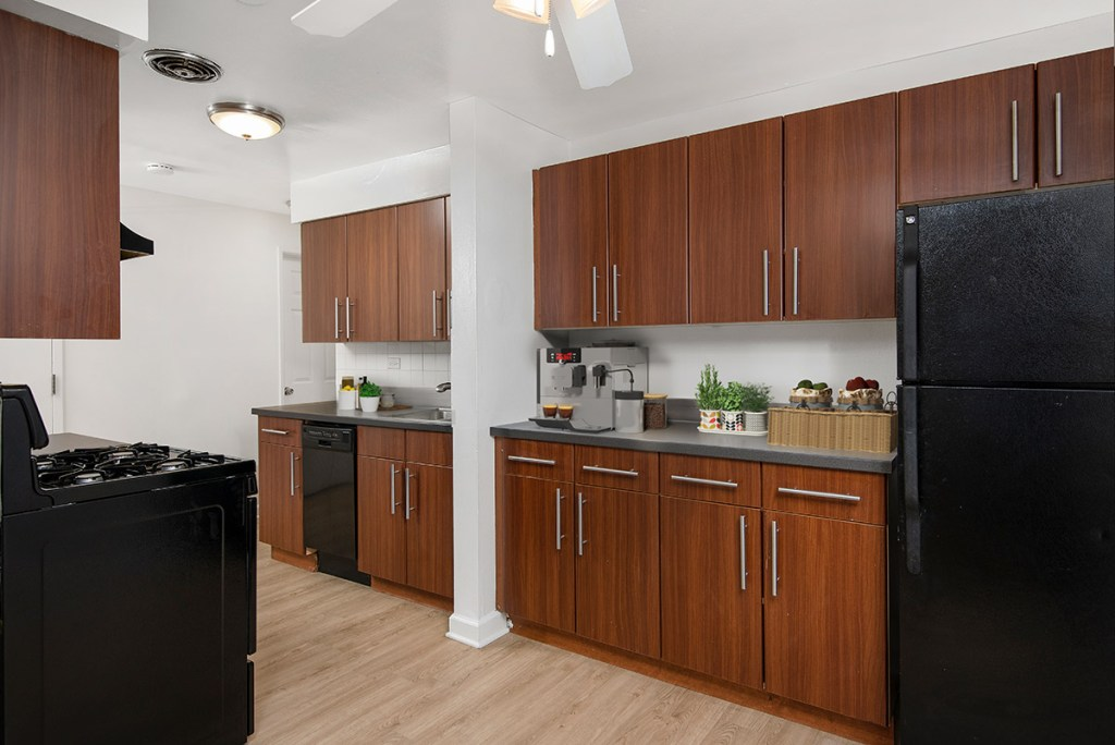 Chicago Apartments, Lakeview, 3510 N Pine Grove Kitchen