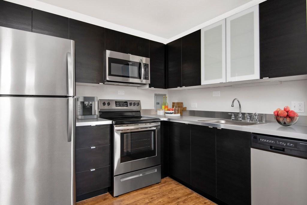 55 W. Chestnut Chicago Apartment -Kitchen 1