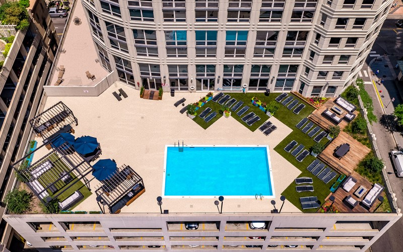 Chicago Apartments, River North, 750 N Rush Building Contacts