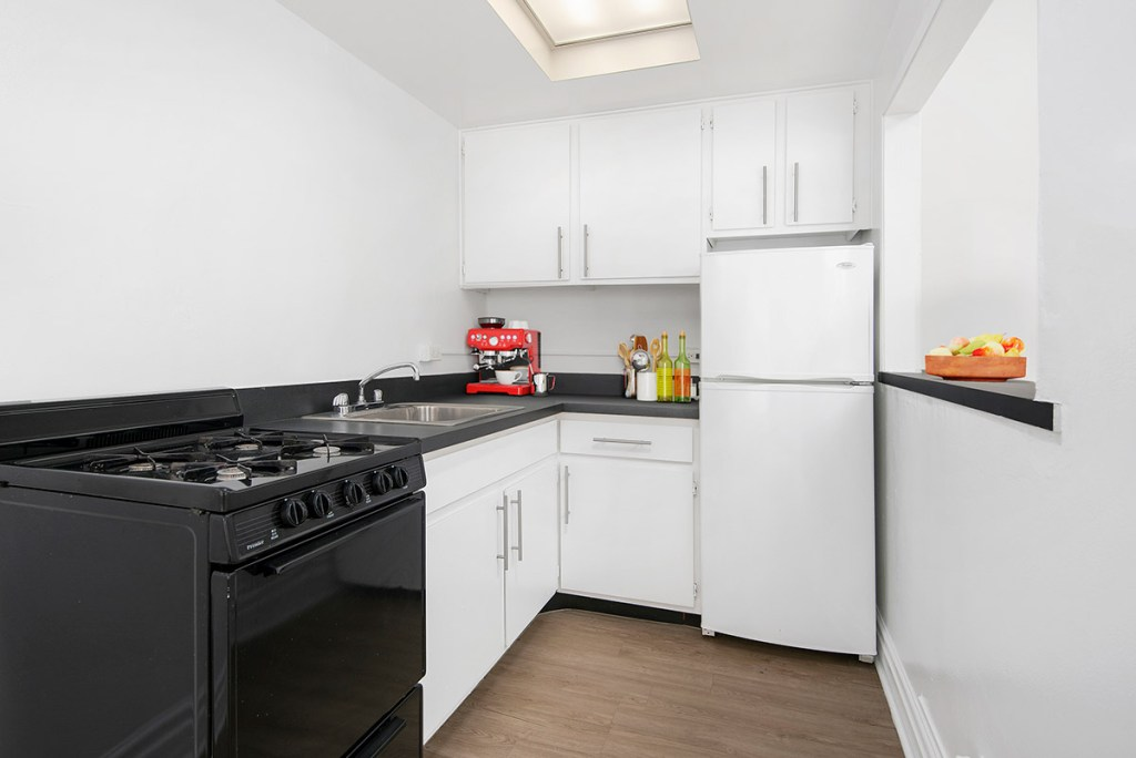 Chicago Apartments, Lincoln Park, 430 W Diversey Kitchen