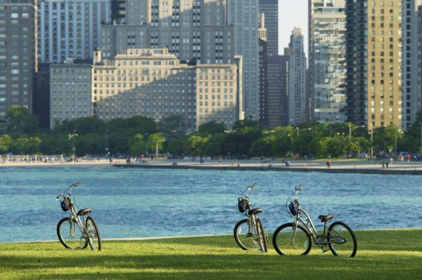 Chicago Apartments, Bike Trails, North Shore Channel Trail