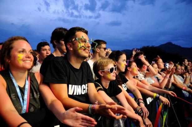 Chicago Apartments, Music Festivals, Riot Fest