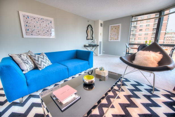 Chicago Apartments, Home Decor Trends, Geometric Decor