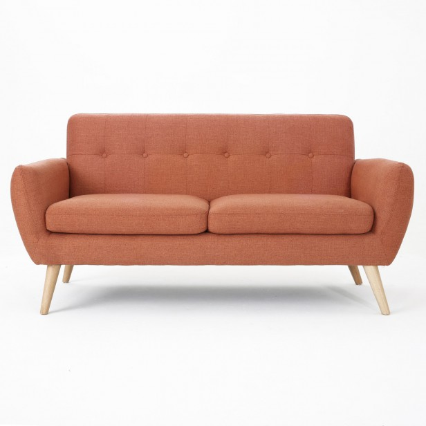 Chicago Apartments, Target Home Decor, Josephine Mid Century Modern Sofa