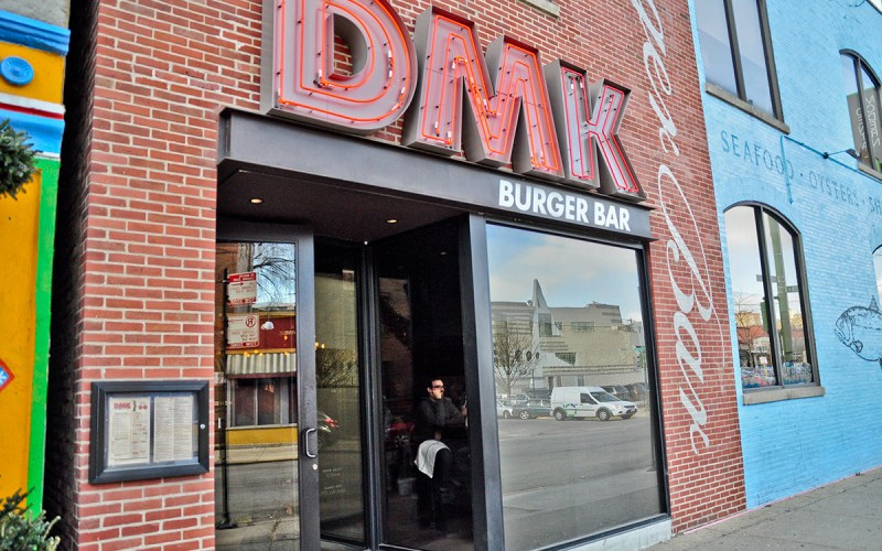 Chicago Apartments, Lakeview, DMK Burger Bar