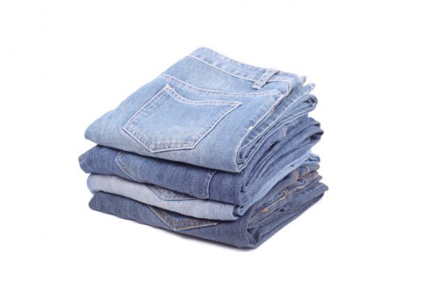 Chicago Apartments, KonMari, Folding Jeans