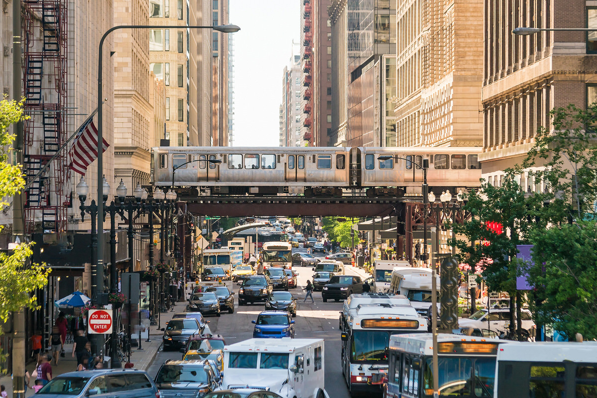 Chicago Apartments, Chicago Commuting Cost