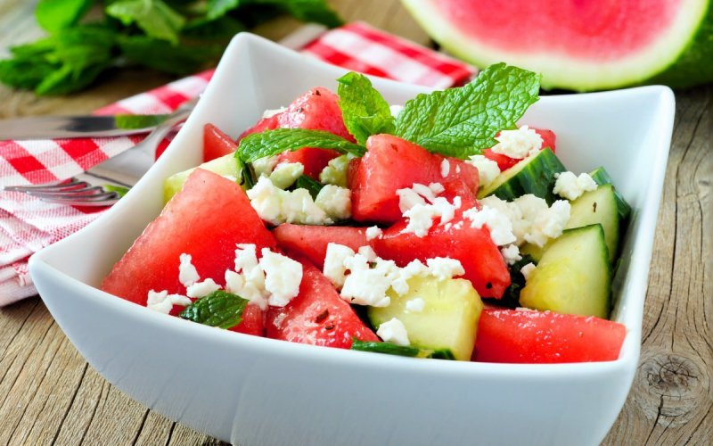 Chicago Apartments, Watermelon Cucumber Salad, Labor Day Food