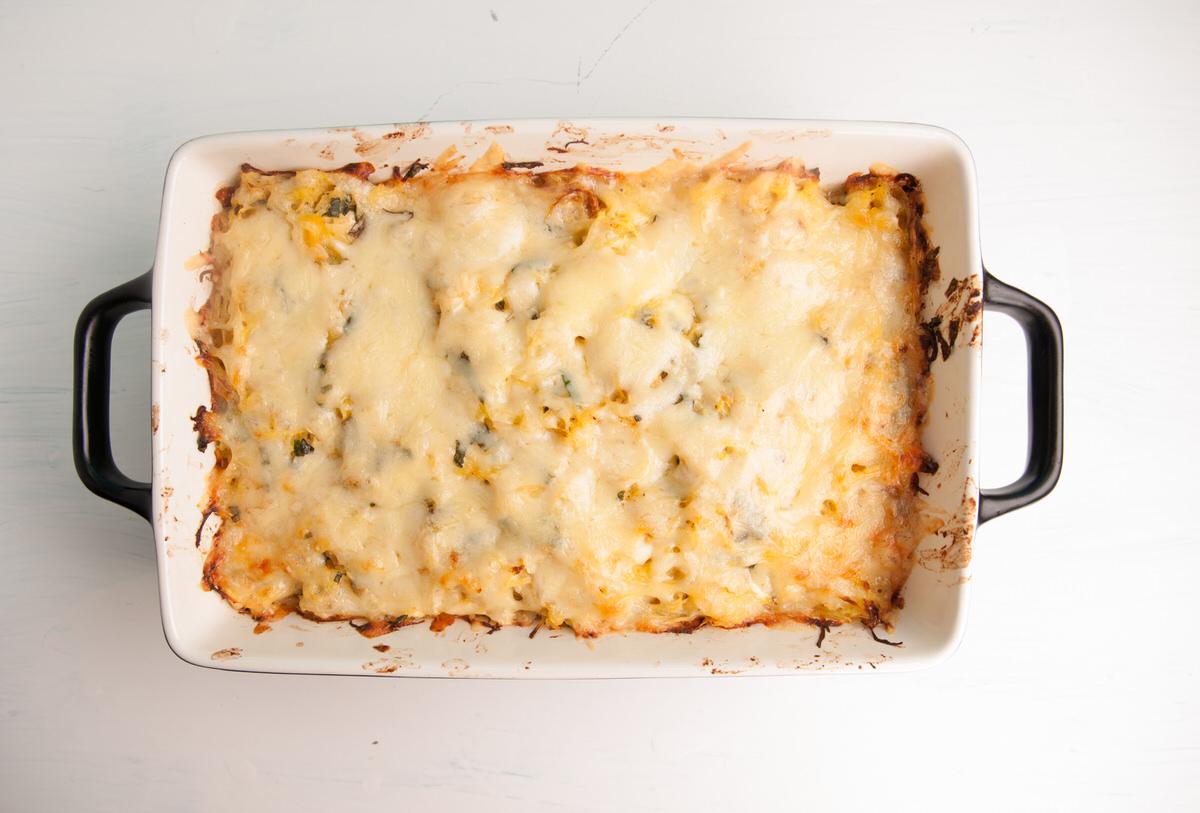 Meal Prep Recipes, Chicago Apartments, Spaghetti Squash Lasagna Recipe