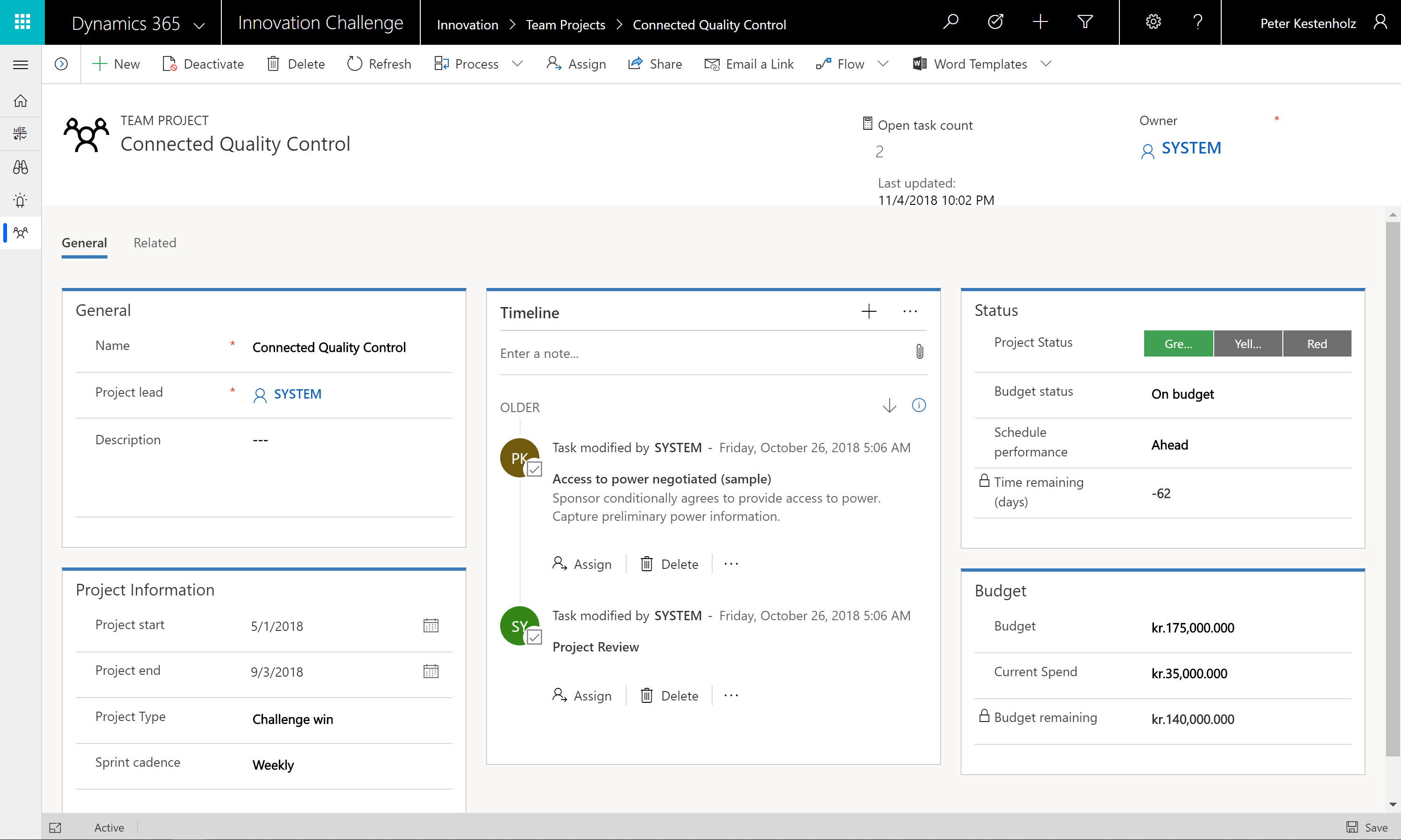 PowerApps] Building a modern
