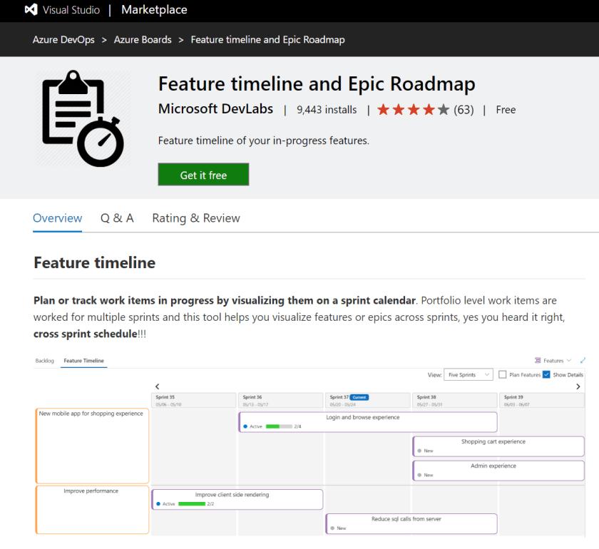 DevOps] New portfolio plan extension - Modern Work Blog