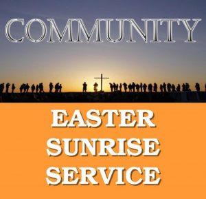 Easter Sunday Sunrise Service – Myron Stratton Home
