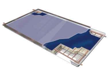 Solárny kolektor TS 330