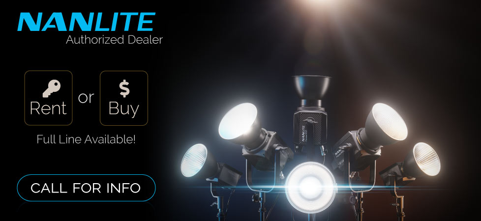 Nanlite Available Now