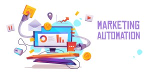 Digital marketing - Marketing automation