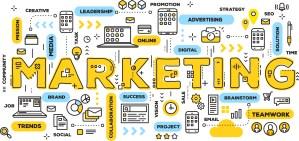 Digital marketing - Illustration