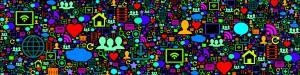Social media - Vector graphics