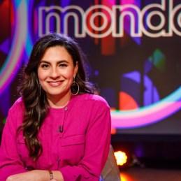 VPRO programma Mondo, Decor aankleding