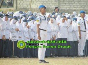 Upacara 17 Agustus se Yayasan Ponpes Sunan Drajat