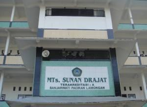 PROFIL MADRASAH TSANAWIYAH SUNAN DRAJATBANJARWATI TAHUN PELAJARAN 2017-2018