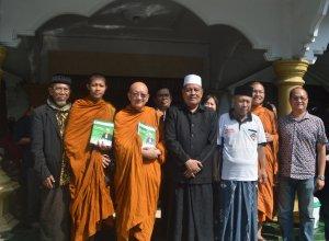 kunjungan lintas agama di ponpes sunan drajat