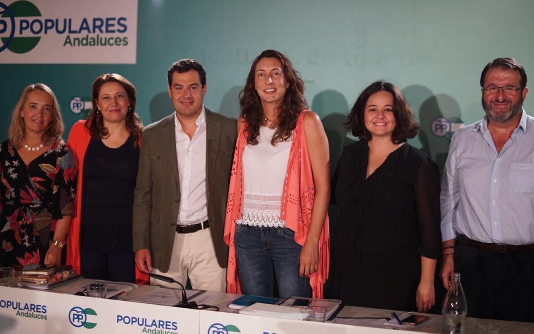 """El PP alerta de que """"Susana Díaz no ha cumplido más del 80 por ciento de las iniciativas del PP de Sevilla aprobadas en el Parlamento"""""""