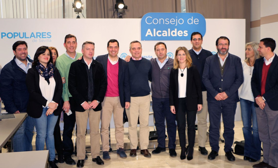 20160115 consejo alcaldes PP Sevilla copia