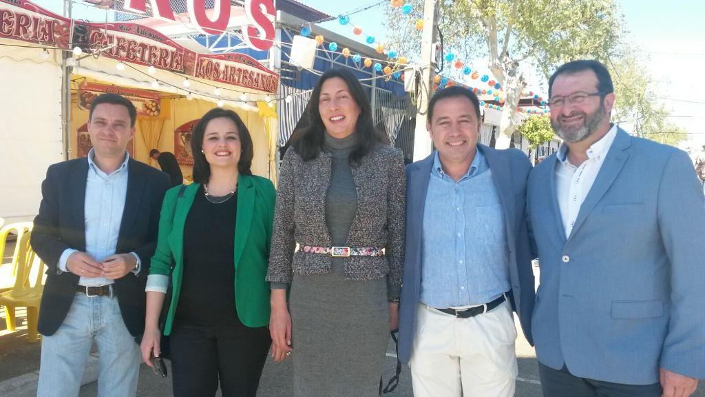 """Loles López: """"La Junta incumple con los centros especiales de empleo que son sostenidos por los ayuntamientos"""""""