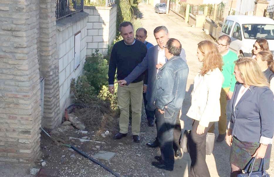El PP de Sevilla reclama a la comparecencia del Consejero de Medio Ambiente para que informe sobre las irregularidades urbanísticas y la propuestas para ayudar a los afectados