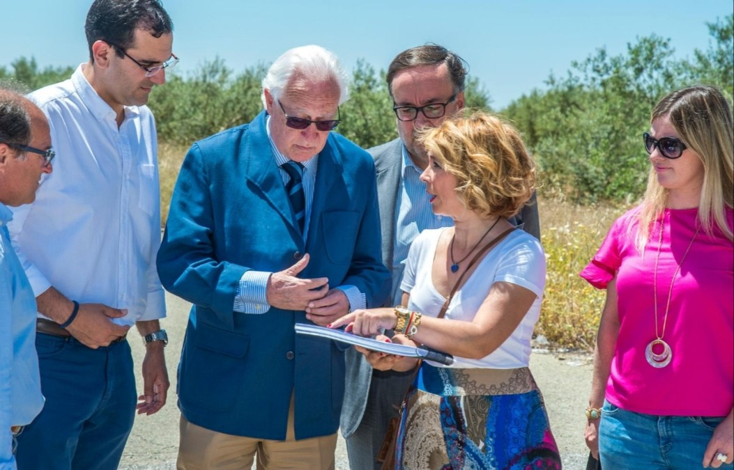 El PP alerta de un nuevo 'parcheo' en la Hacienda Guardiola y pide a la alcaldesa que se una a la iniciativa impulsada por el PP para la catalogación como BIC