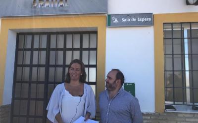 El PP de Sevilla reclama al Gobierno de Pedro Sánchez el incremento de la frecuencia de los trenes en Arahal