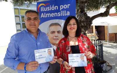 El PP de Almensilla desmiente de manera rotunda una supuesta oferta a Adelante para desalojar al PSOE de la Alcaldía