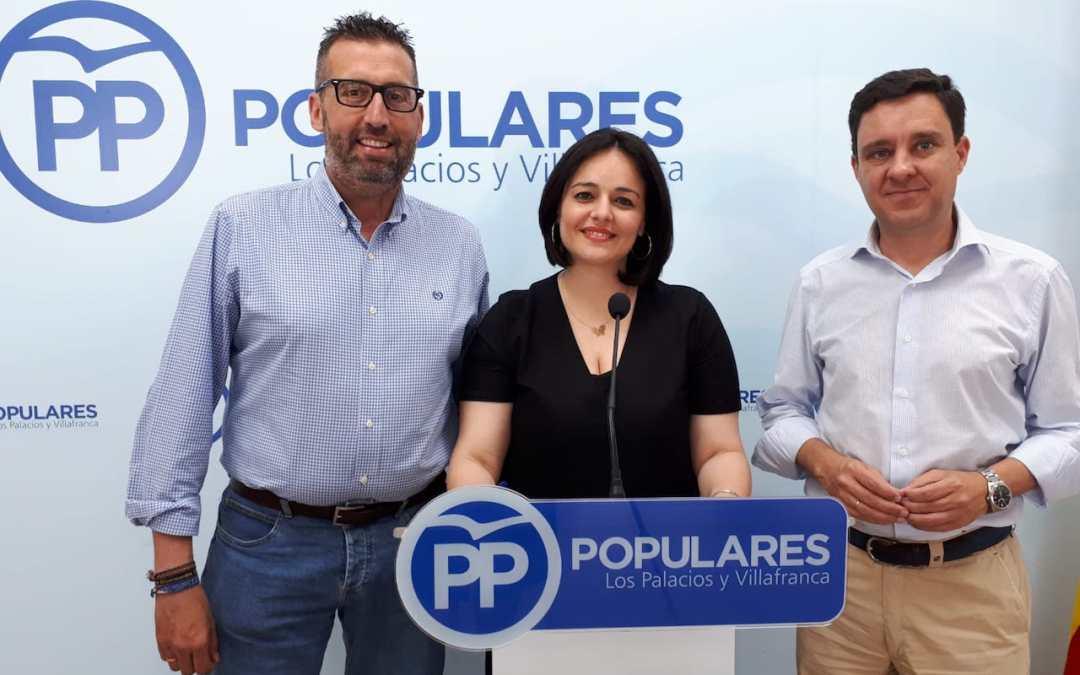"""Virginia Pérez: """"El PP ya anunció en 2015 que el peaje de la AP-4 no se prorrogaría en 2019"""""""