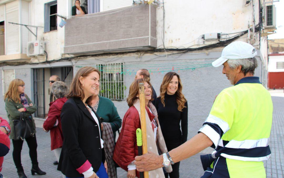 "Teresa Jiménez-Becerril: ""La mejor política social es la creación de empleo"""
