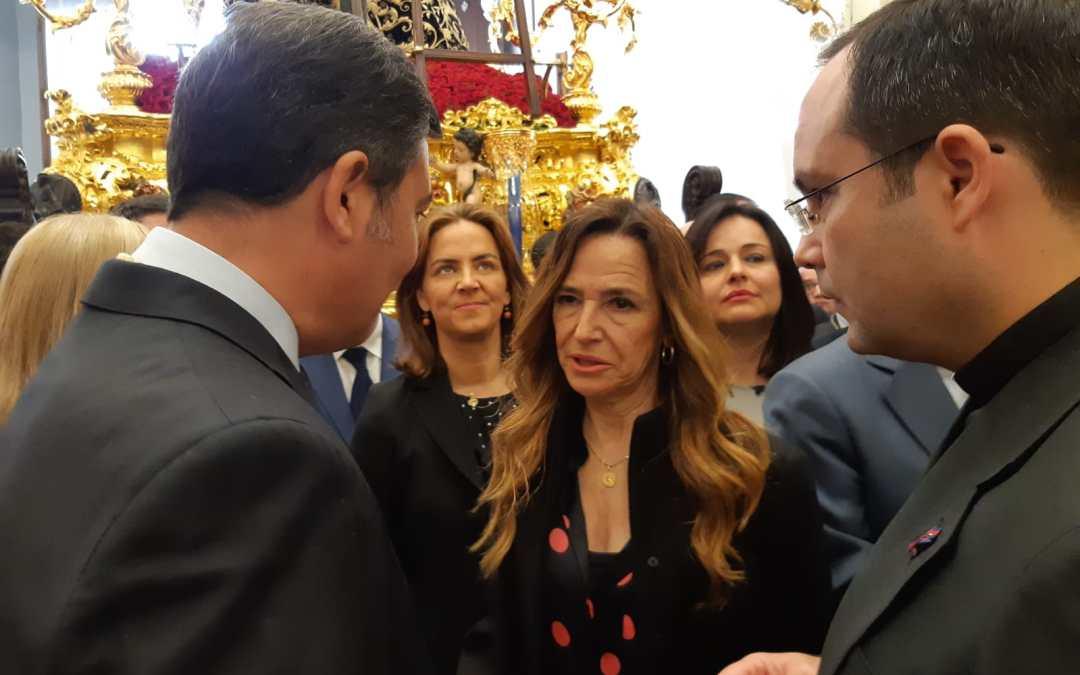 """Jiménez-Becerril pregunta """"qué miedo tiene Sánchez para no aceptar un cara a cara con Casado, quizás un pacto con los independentistas"""""""