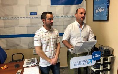 El PP de Morón exige al alcalde socialista que no tome posesión del cargo hasta que aclare el escándalo de Sevilla Activa