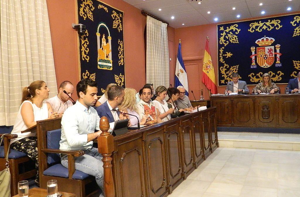 """Sandra González: """"PSOE y Cs han pensado más en sus bolsillos que en los alcalareños"""""""