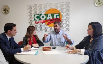 """El PP garantiza que """"con Pablo Casado, el campo sevillano tendrá un gobierno fuerte que defienda sus intereses en Europa"""""""