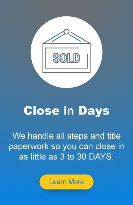 Close In Days | PPS House Buyers