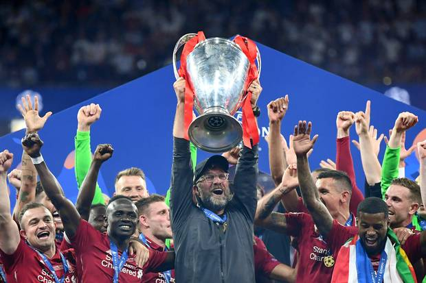 Guardiola called on Klopp after the final