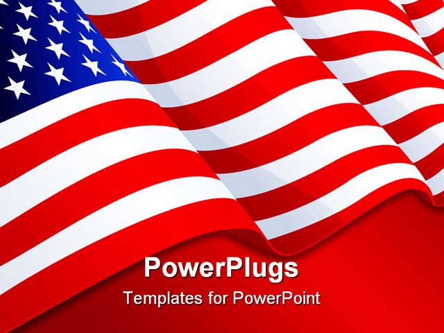 Patriotic Templates. white stars on a red white and blue background ...