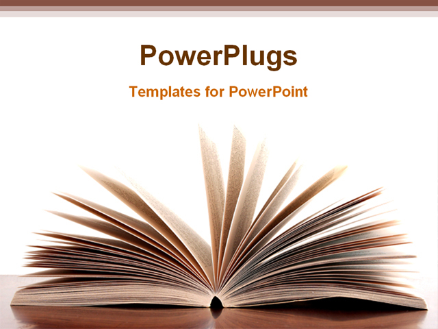 Powerpoint Templates Books. for border and frame. school free ...