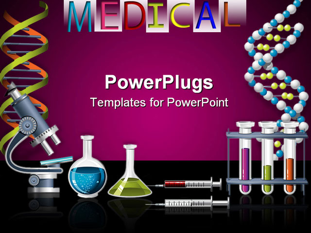 Science Ppt Template. free science molecules powerpoint template ...