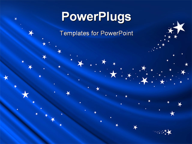 star powerpoint templates. gold award in red gloving background, Powerpoint