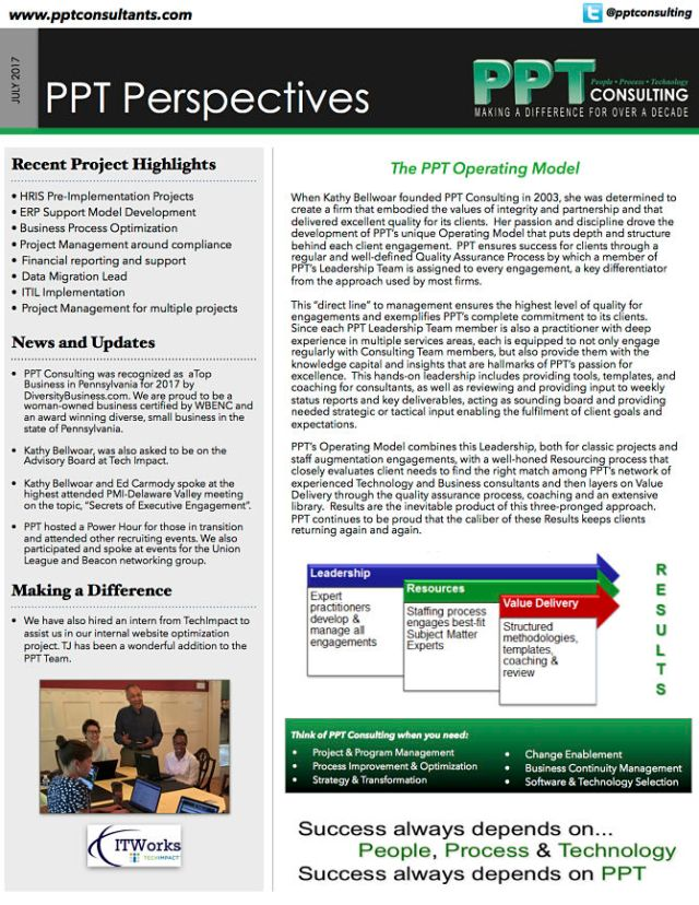 PPT Perspectives July 2017