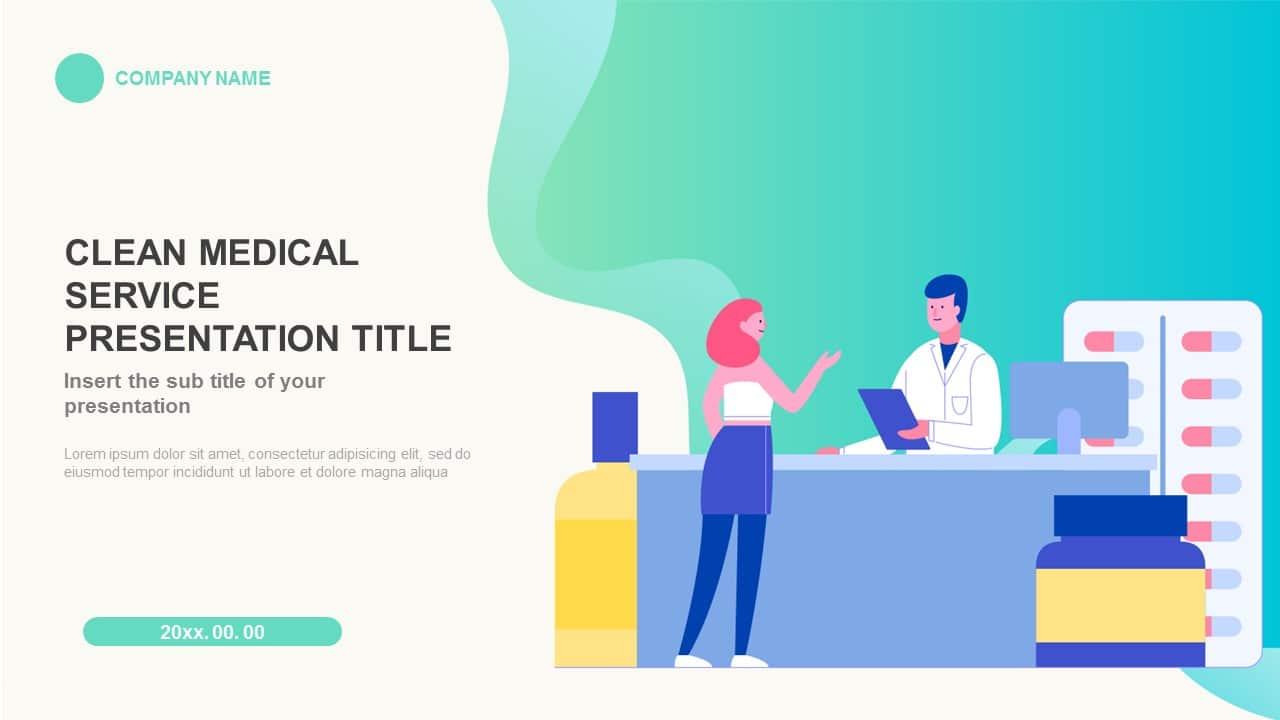 Health Care Pharmacy Free Google Slides Theme And Powerpoint