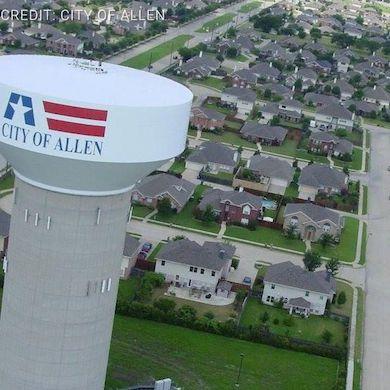 Move to Allen Texas