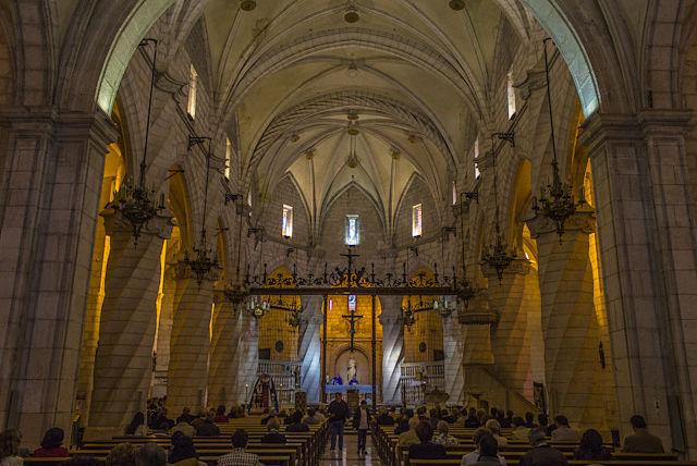 Alicante-Villena-Iglesia-Santiago