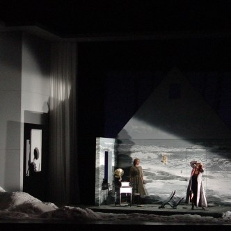 A Blizzard on Marblehead Neck by Jeanine Tesori and Tony Kushner