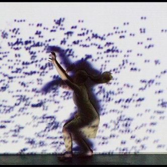 MATRIX II - Set, lighting, projection & animations design Fereshteh Rostampour